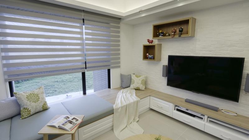 為什麼小坪數住宅的客廳更需要系統家具?