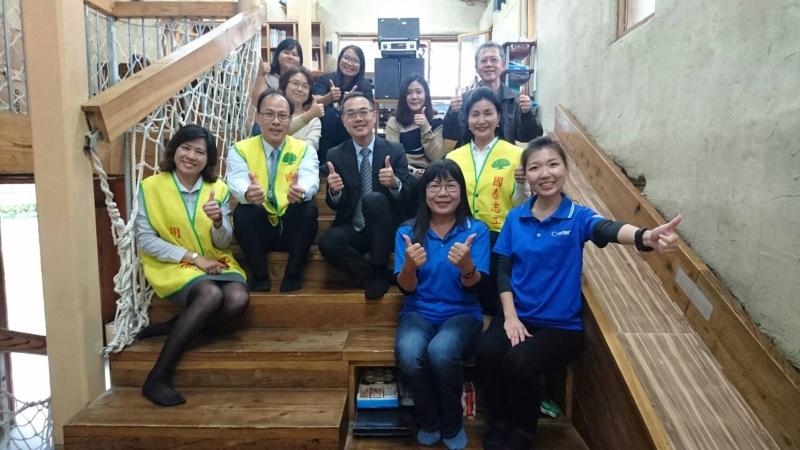 聽見偏鄉希望的聲音! 歐德集團重建台東青林書屋