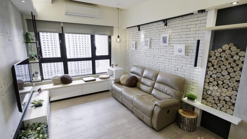 [專訪]系統收納混搭設計元素 安平現代海景宅