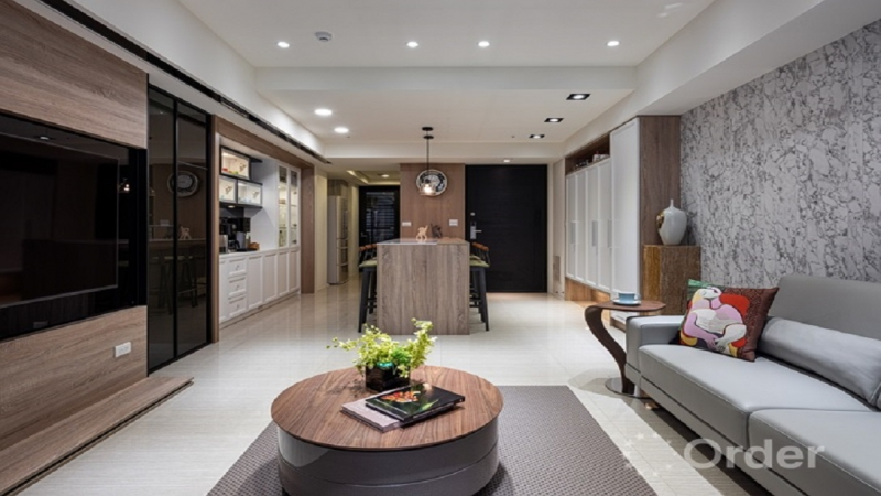 北風休閒風專訪-綠建材打底26坪健康宅,幸福與舒適同框