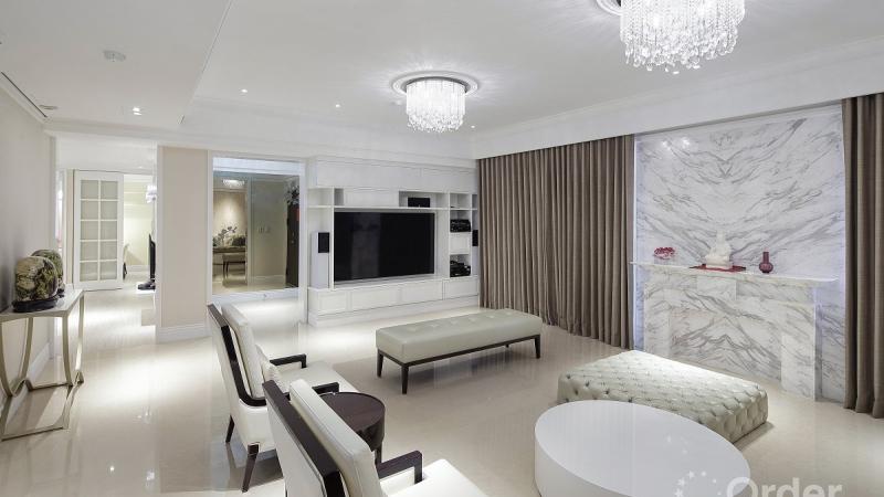 新古典風專訪-一次搞懂系統傢俱應用 靈活訂製古典美宅