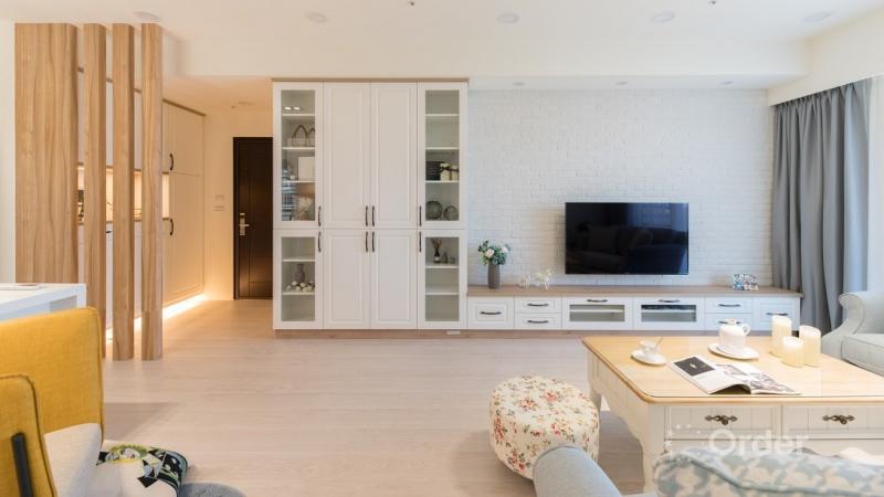 北歐風專訪-簡約而優雅,清新又溫馨的高收納居家