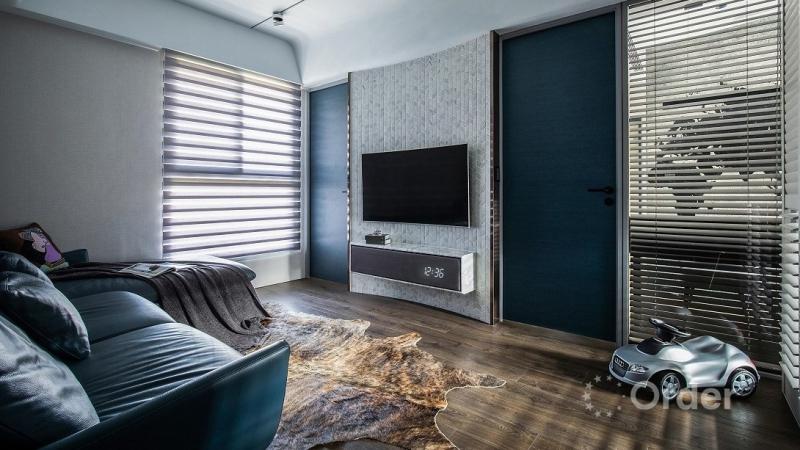現代風專訪-系統傢俱設計師 開箱現代風個性親子宅