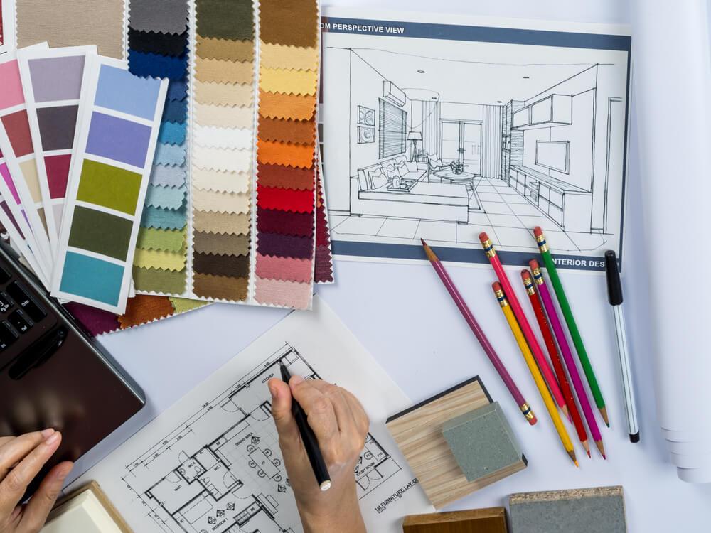 裝潢流程簡介,設計圖也可能成為收費項目