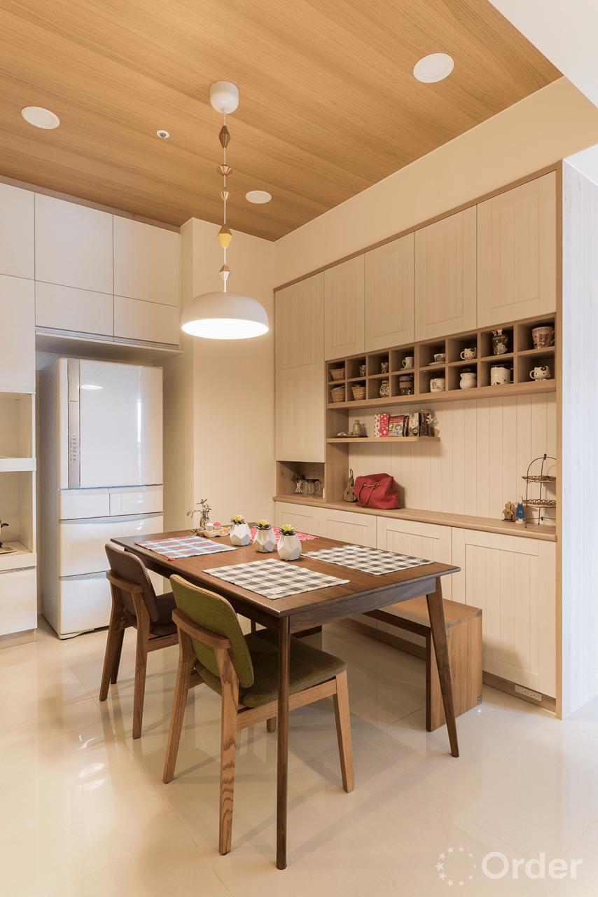 優渥實木家具北歐風格設計